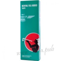 American Spirit Menthol Full Bodied Dark Green [Box]