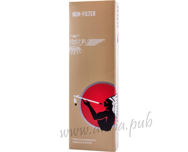 American Spirit Non-Filter 85 Brown [Box]