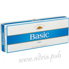 Basic 100's Blue [Pack Box]