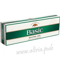 Basic King Menthol [Box]