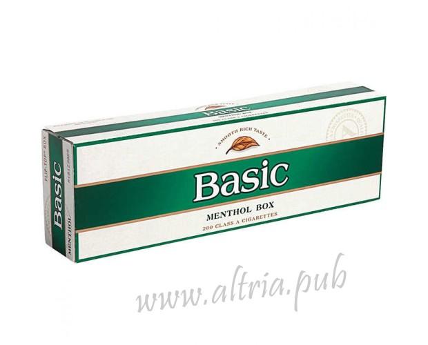 Basic King Menthol [Box]