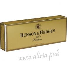 Benson & Hedges 100's [Box]