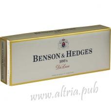 Benson & Hedges 100's DeLuxe [Box]