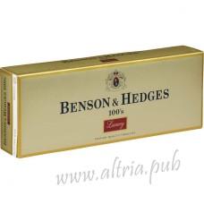 Benson & Hedges 100's Luxury [Box]