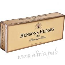Benson & Hedges 100's [Soft Pack]