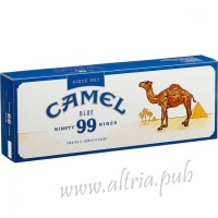 Camel Blue 99's [Box]