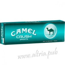 Camel Crush Smooth 85 Menthol [Box]