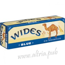 Camel Wides Blue 85 [Box]