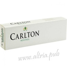 Carlton Menthol Kings [Soft Pack]