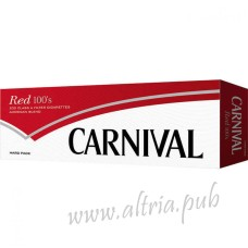 Carnival Red 100's [Box]