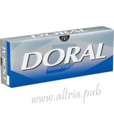 Doral Silver 100's [Box]