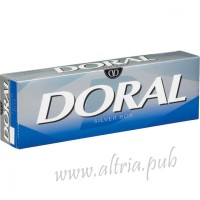 Doral Silver 85 [Box]