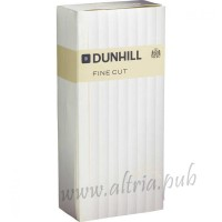 Dunhill International Fine Cut White [Box]