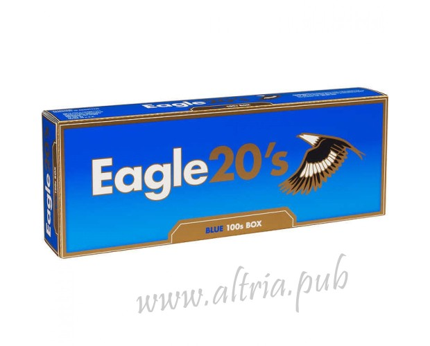 Eagle 20's Blue 100's [Box]