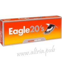 Eagle 20's Orange 100's [Box]