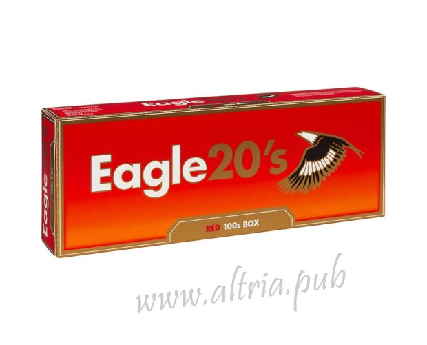 Eagle 20's Red 100's [Box]