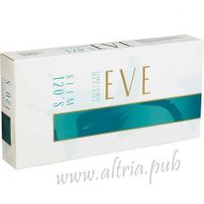 Eve Menthol Turquoise 120's [Box]