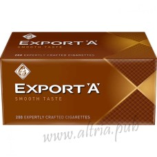 Export International 'A' Smooth Taste Lights [Box]