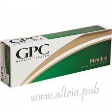 GPC Menthol King [Soft Pack]