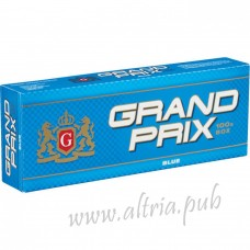 Grand Prix Blue 100's [Box]