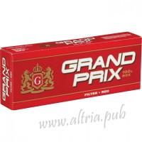 Grand Prix Red 100's [Box]