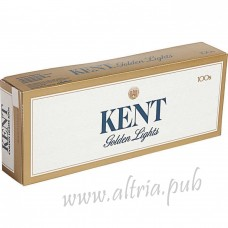 Kent Golden Lights 100's [Soft Pack]