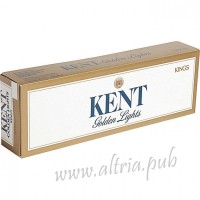 Kent Kings Golden Light [Box]