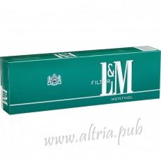 L&M Menthol King [Box]