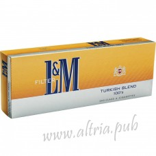 L&M Turkish Blend 100's [Box]