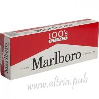 Marlboro 100's [Soft Pack]