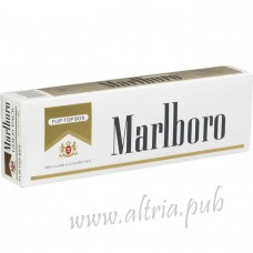 Marlboro Gold [Pack Box]