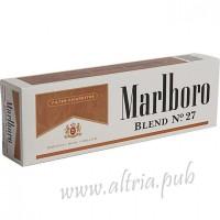 Marlboro King Blend No. 27 [Box]