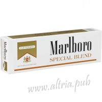 Marlboro Kings Special Blend Gold [Box]