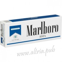 Marlboro Menthol 100's Blue [Pack Box]