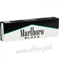 Marlboro Menthol Black [Box]