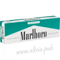 Marlboro Menthol King [Soft Pack]