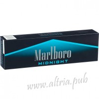 Marlboro Midnight Menthol [Box]