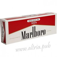 Marlboro Red Label 100's [Box]
