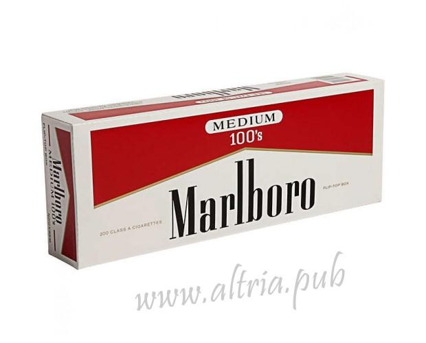 Marlboro Red Label 100's [Box]
