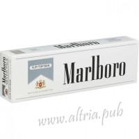 Marlboro Silver [Pack Box]