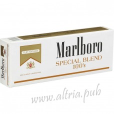Marlboro Special Blend Gold 100's [Box]