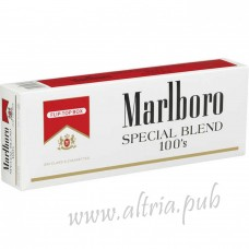 Marlboro Special Blend Red 100's [Box]