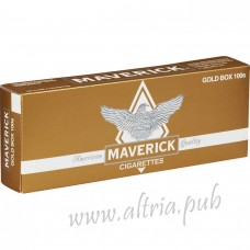 Maverick Gold 100's [Box]