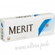 Merit 100's Blue [Pack Box]
