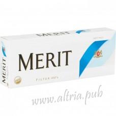 Merit 100's Blue Pack [Soft Pack]