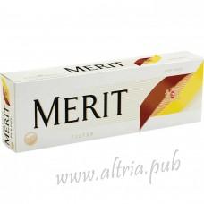 Merit 100's Gold Pack [Soft Pack]