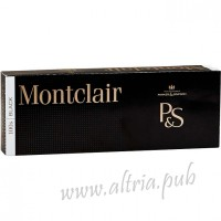 Montclair Black 100's [Box]