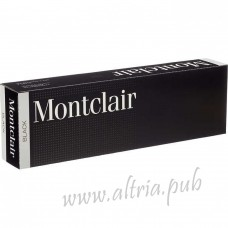 Montclair Black Kings [Box]