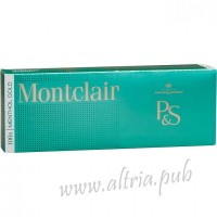Montclair Menthol Gold 100's [Box]