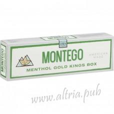 Montego Menthol Gold Kings [Box]